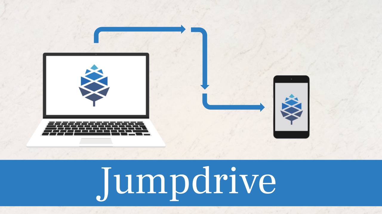 Jumpdrive - an easy way to install OS on PinePhone and PineTab