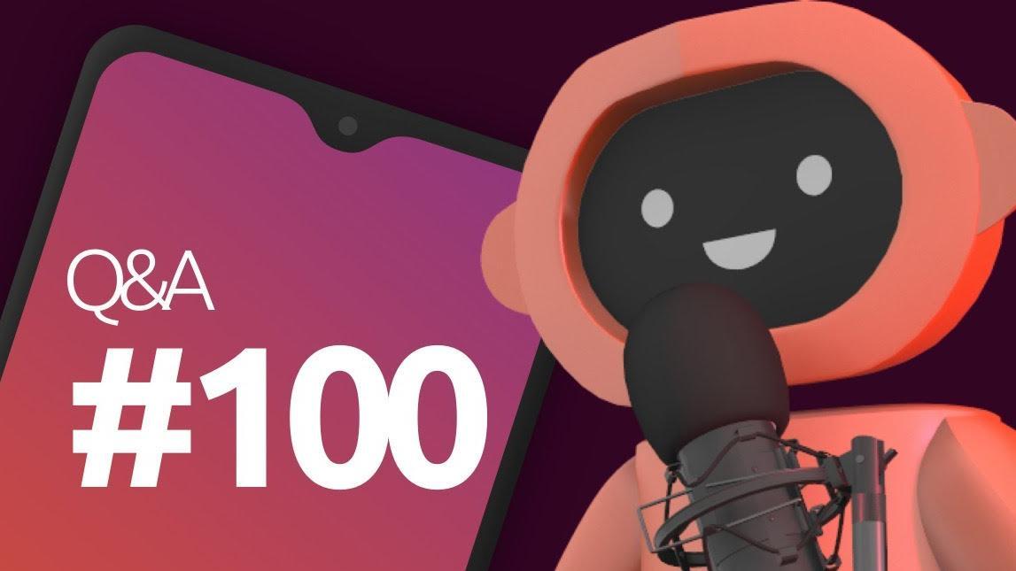 Ubuntu Touch Q&A 100