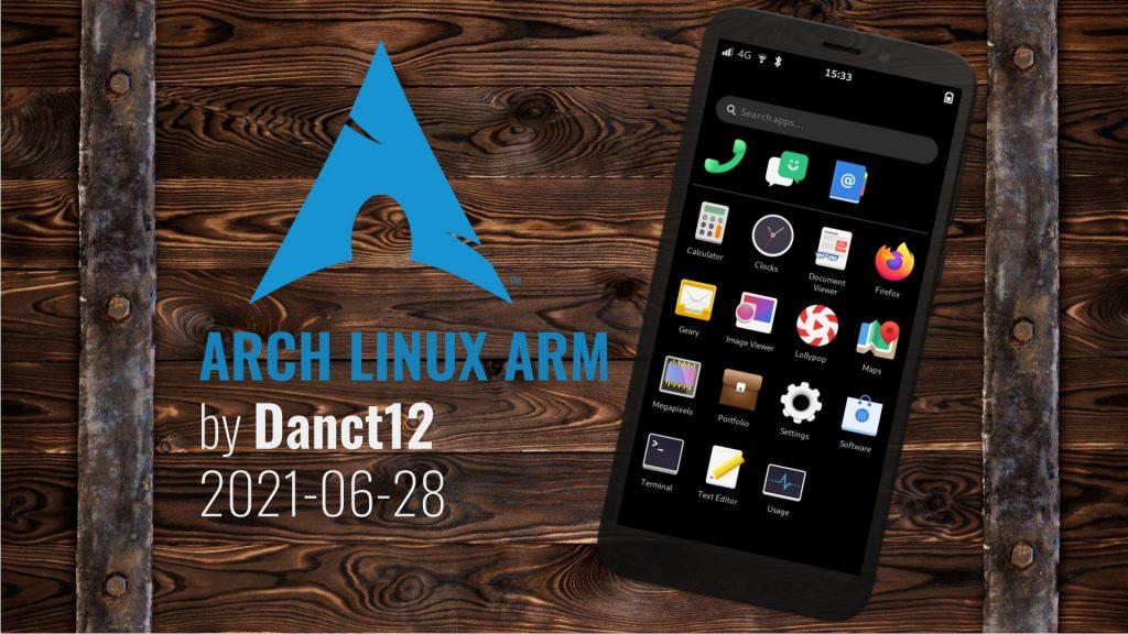 Arch Linux ARM 20210628